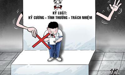 Báo Hàn đưa tin nam sinh Việt lập fanpage xúc phạm nhóm nhạc BTS bị kỷ luật