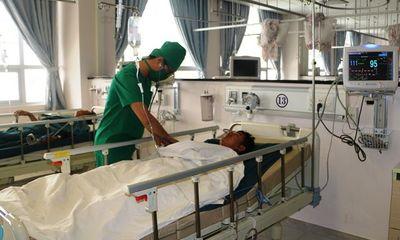 An Giang: Bảo vệ bệnh viện tim mạch bị nam thanh niên đâm nguy kịch