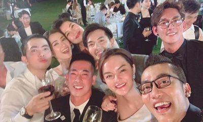 """Chuyện chưa kể về """"bà mai"""" xui xẻo nhất đám cưới cặp đôi Đông Nhi, Ông Cao Thắng"""