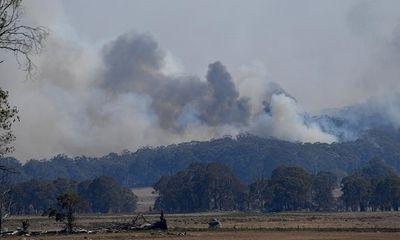 Ô nhiễm không khí bùng phát ở Australia do cháy rừng