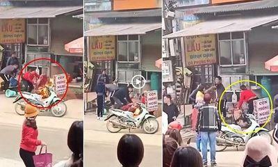 Lào Cai: Mâu thuẫn với vợ mang thai, người đàn ông châm lửa tự thiêu