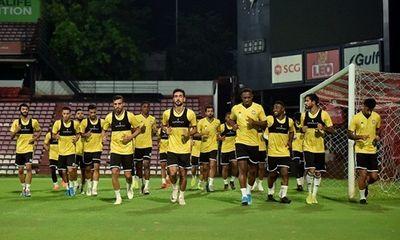 Nguyên nhân thực sự khiến UAE mượn sân tập Thái Lan trước khi sang Việt Nam