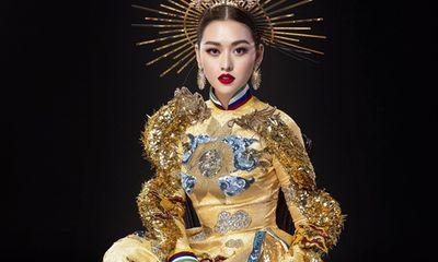Tường San lên tiếng về thành tích Top 8 và giải Trang phục dân tộc tại Hoa hậu Quốc tế 2019