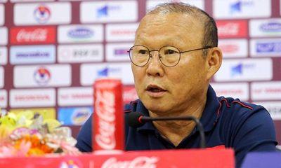 HLV Park Hang-seo: UAE thua Thái Lan chẳng ảnh hưởng gì đến chúng tôi