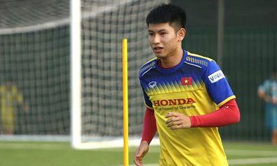 HLV Park Hang-seo chốt danh sách 23 cầu thủ đấu UAE, loại Trọng Hùng và Lê Văn Đại