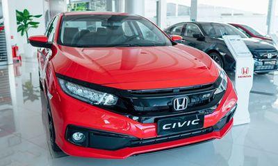 Loạt ô tô Honda bất ngờ giảm giá mạnh trong tháng 11