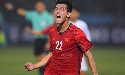 Đội hình trận Việt Nam - UAE: Công Phượng dự bị, Tiến Linh đá cắm