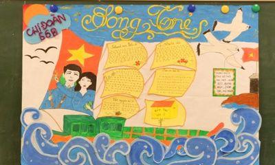 Top 12 mẫu báo tường ngày Nhà giáo Việt Nam 20/11 đơn giản, gấp đến mấy cũng làm kịp