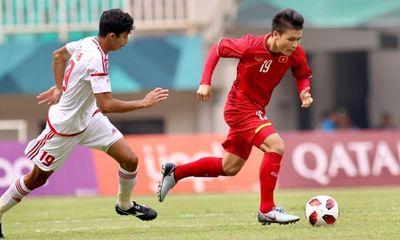 Xem trực tiếp trận Việt Nam - UAE vòng loại World Cup 2022 ở những kênh nào?