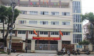 Cán bộ Ủy ban Kiểm tra tỉnh ủy Quảng Nam tử vong tại trụ sở