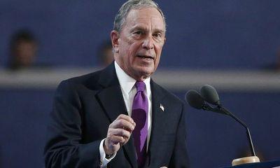 Chạy đua Tổng thống Mỹ năm 2020: Tỷ phú Bloomberg mở chiến dịch 100 triệu USD vẫn