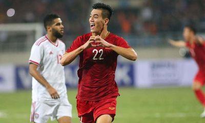 Đội tuyển Việt Nam bỏ xa đội tuyển Thái Lan 20 bậc trên BXH FIFA