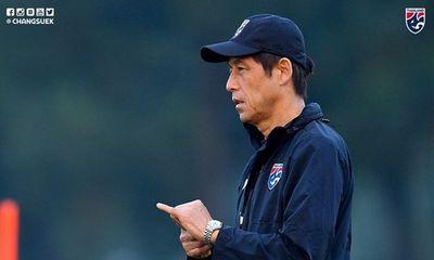 HLV Akira Nishino tự tin Thái Lan sẽ đánh bại Việt Nam ở Mỹ Đình