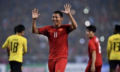 Nóng: Anh Đức bất ngờ chia tay tuyển Việt Nam sau trận đấu với Thái Lan
