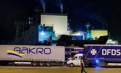 Hà Lan: Phát hiện 25 người di cư trong container đông lạnh trên chuyến phà đến Anh