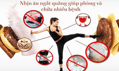 Bí quyết giảm cân an toàn khi kết hợp Cleanse Wonder và phương pháp nhịn ăn ngắt quãng