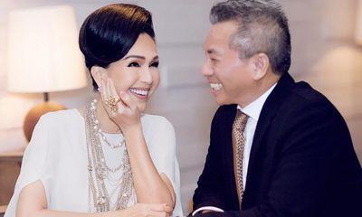"""Chân dung chồng doanh nhân Việt kiều khá kín tiếng của """"người đẹp không tuổi"""" Diễm My"""