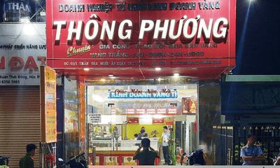 Bắt giữ 3 nghi can nổ súng cướp tiệm vàng ở Hóc Môn