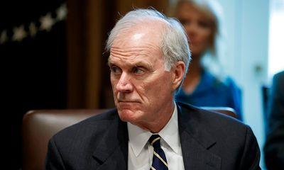 Bộ trưởng Hải quân Mỹ bị sa thải giữa lúc mâu thuẫn với Tổng thống dâng cao