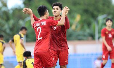 Highlights U22 Việt Nam 6 - 0 U22 Brunei: Mở màn SEA Games 30 với