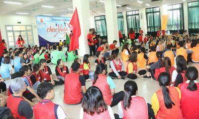 """Giáo dục - Hướng nghiệp - Trại huấn luyện KNM """"có một không hai"""" của sinh viên K13 ĐH Đại Nam"""