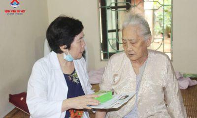 Bệnh viện Đa khoa An Việt tích cực công tác thiện nguyện