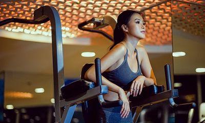 Phương Khánh tiết lộ bí quyết sở hữu thân hình