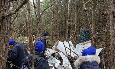 Tai nạn máy bay kinh hoàng tại Canada, cả gia đình 5 người thiệt mạng