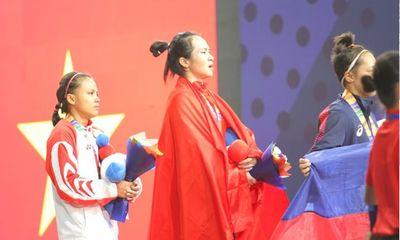 Chủ nhà Philippines xin lỗi vì không chuẩn bị quốc kỳ trong lễ trao huy chương vàng