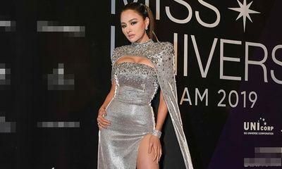 Vũ Thu Phương: BTC Hoa hậu Hoàn vũ sẽ họp lại về sự cố của Thúy Vân