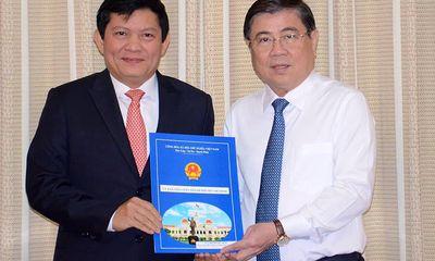Sếp Trung tâm xúc tiến thương mại giữ chức Tổng giám đốc Sagri sau khi ông Lê Tấn Hùng bị bắt