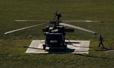 Tin tức quân sự mới nóng nhất ngày 6/12: Rơi trực thăng quân sự khiến 3 binh sỹ Mỹ thiệt mạng