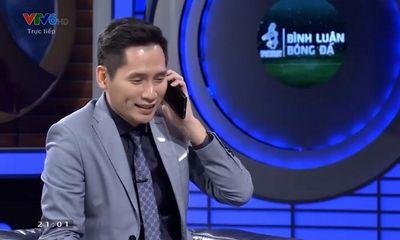 Sau phát ngôn vô duyên, BTV Quốc Khánh gửi lời xin lỗi thủ môn Bùi Tiến Dũng