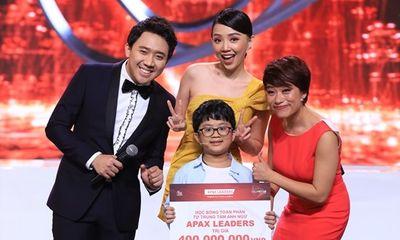 """Siêu Trí Tuệ Việt Nam tập 7: BGK và khán giả vừa """"nổi da gà"""", vừa hồi hộp thót tim"""