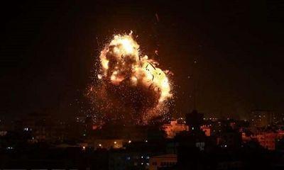 Tin tức quân sự mới nóng nhất ngày 8/12: Israel không kích Dải Gaza 'trả đũa' vụ phóng rocket