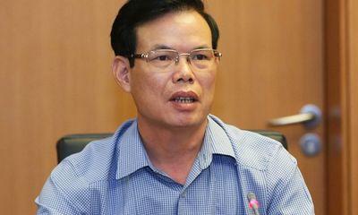 Đề nghị Bộ Chính trị xem xét, thi hành kỷ luật ông Triệu Tài Vinh