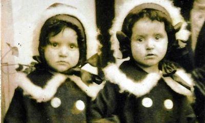 Cặp song sinh giống hệt nhau sống thọ nhất tại Anh: Lấy chồng cùng tên, không thể tách rời