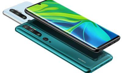 Tin tức công nghệ mới nóng nhất hôm nay 10/12: Smartphone sở hữu 5 camera lên kệ thị trường Việt