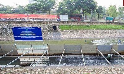 Lùm xùm việc xử lý ô nhiễm sông Tô Lịch: JEBO nhận sai và xin lỗi Chủ tịch Nguyễn Đức Chung