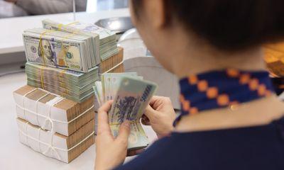 Sau bơm ròng 62.200 tỷ đồng, NHNN điều chỉnh giảm nhẹ tỷ giá trung tâm xuống còn 23.163 VND/USD