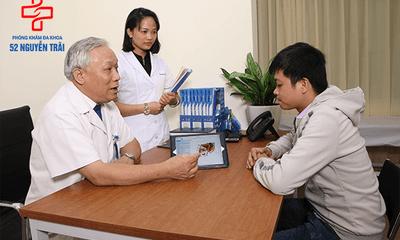 Thông tin về bệnh viêm tuyến tiền liệt ở nam giới