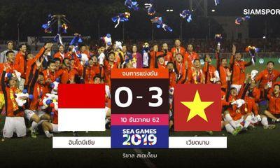 Sau trận thắng kịch tính, U22 Việt Nam nhận mưa lời khen từ báo chí Thái Lan