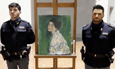Bức tranh trị giá gần 66 triệu USD được tìm thấy ở nơi không ai ngờ tới sau hơn 22 năm