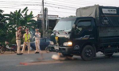 Tin tai nạn giao thông mới nhất ngày 13/12/2019: Người đàn ông đi tập thể dục bị xe tải tông tử vong