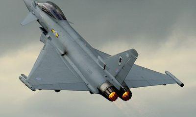 Tiêm kích của không quân Hoàng gia Anh bị S-400 của Nga suýt bắn rụng ở Syria