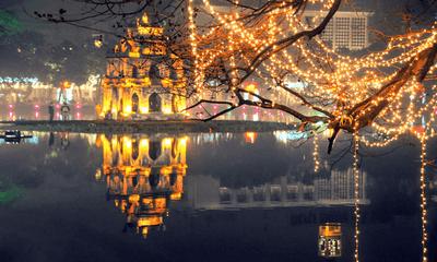 6 địa điểm vui chơi Giáng sinh ở Hà Nội không thể bỏ qua trong năm 2019