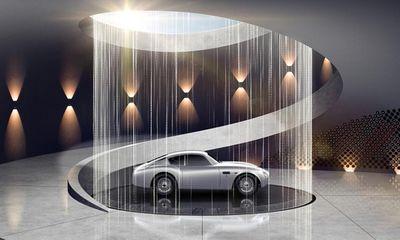 """Điểm """"khác người"""" trong garage ôtô của giới siêu giàu: Quầy bar sang chảnh, có thể tổ chức tiệc tùng thâu đêm"""