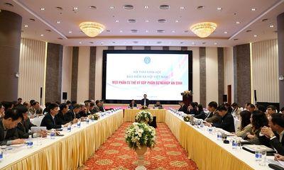 BHXH Việt Nam: Một phần tư thế kỷ góp phần xây dựng sự nghiệp An sinh