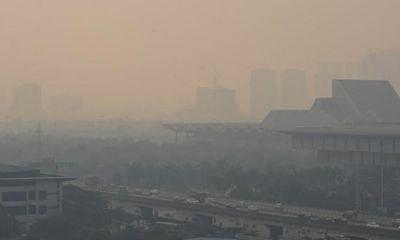Bộ Tài nguyên và Môi trường chỉ đích danh 'thủ phạm' khiến ô nhiễm không khí ở Hà Nội tăng cao
