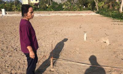 Kiến An, Hải Phòng: Đấu giá đất ở xong, mặt bằng vẫn chưa sạch?